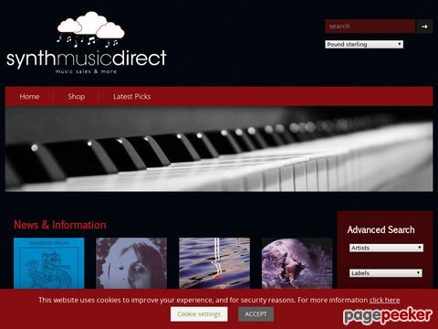 Synth Music Direct