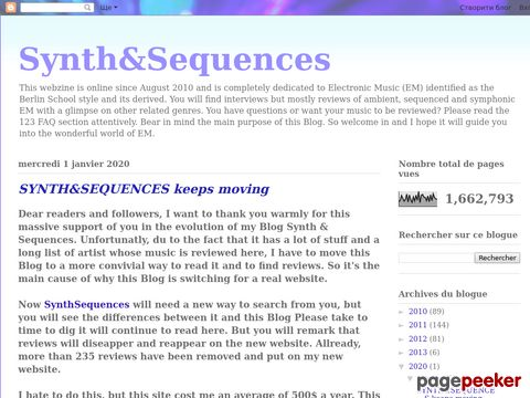 Synth & Sequences (engl.)