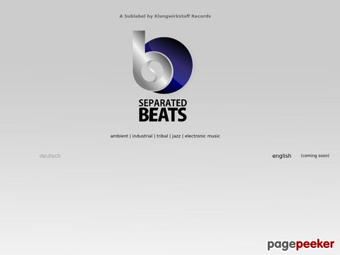 Separated Beats