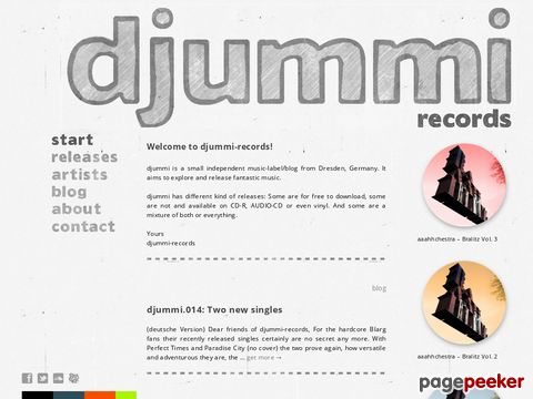 djummi-records